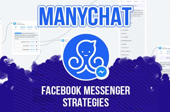 ManyChat - Curso Digital STORE